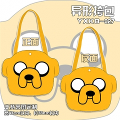 Adventure Time Cartoon Cute Girls Shopping Bags Anime Canvas Hand Bag