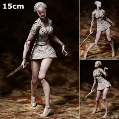 Figma Silent Hill 061# Cosplay Cool Cartoon Collection Model Anime Figure