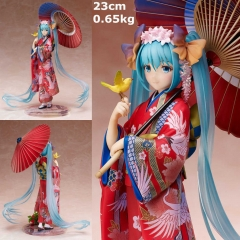 Vocaloid Hatsune Miku Cosplay Cartoon Collection Model Toy Anime Figure
