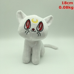Pretty Soldier Sailor Moon Cosplay Cute Collection Doll Anime Plush Toy