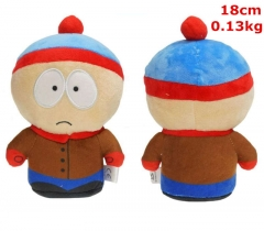 South Park Stan Marsh Cosplay Cartoon Doll Anime Plush Toy