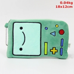 Adventure Time Cosplay Cute Cartoon Anime Plush Hand Bag