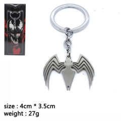 Batman Venom Cosplay Movie Cartoon Decoration Anime Keychain