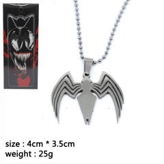 Batman Venom Cosplay Movie Cartoon Decoration Anime Necklace