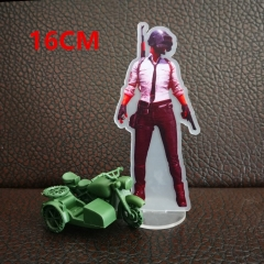 Playerunknown's Battlegrounds Acrylic Anime Standing Plates Figure