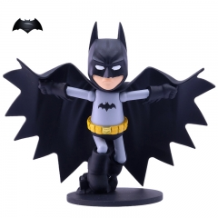 Justice League Batman Cartoon Model Toys Original Anime PVC Figure