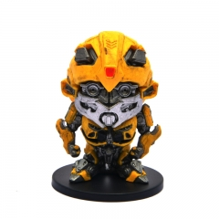 Transformers Bumblebee Cartoon Model Toys Original Anime PVC Figure