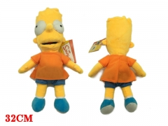 The Simpsons Cosplay Cartoon Cute Collection Doll Anime Plush Toy