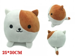 Neko Atsume Game Cosplay Cartoon Cute Collection Doll Anime Plush Toy