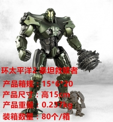 Pacific Rim 2 SIDE JAEGER Action Figure Plastic Figure Toy