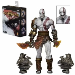 God of War Cartoon Collection Model Toy Statue Anime PVC Figure