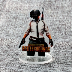 Playerunknown's Battlegrounds Cosplay Game Anime Standing Plates