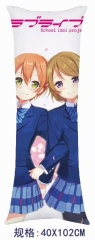 LoveLive Cartoon Stuffed Bolster Japanese Anime Pillow 40*102cm