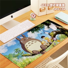 My Neighbor Totoro Cute Cartoon Print Cosplay Locking Thicken Mouse Mat Anime Mouse Pad