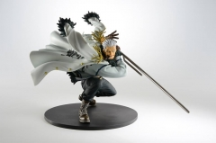 One Piece Smoker Man Cartoon Toy Anime Figure