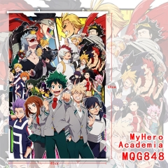 Boku no Hero Academia / My Hero Academia Painting Hanging Wall Scroll Home Decoration Poster Cosplay Wallscrolls