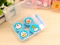 Doraemon Cute Cartoon Anime Contact Lens Box Wholesale