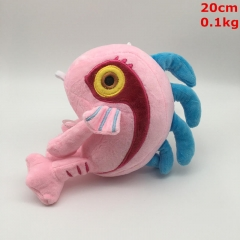 World of Warcraft Murky Cosplay Game For Kids Gift Doll Anime Plush Toy