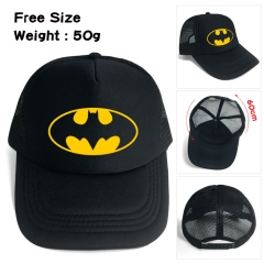 Batman Movie Hat Wholesale Fashion Anime Baseball Cap