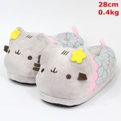 Pusheen the Cat Cosplay Cartoon For Adult Anime Plush Slipper