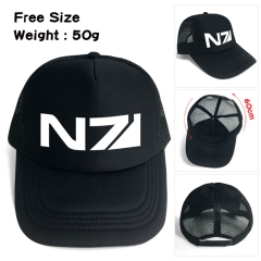 Mass Effect Game Hat Wholesale Popular Anime Baseball Cap