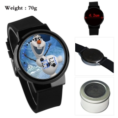 Frozen Cartoon Popular Touch Screen Anime Watch with Box