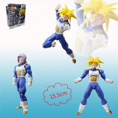 SHF Dragon Ball Z Trunks Anime Action Figure Japanese Toy