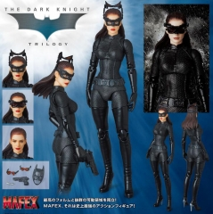 DC Batman Catwoman Model Toys Statue Anime PVC Figure