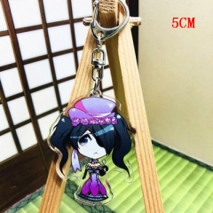 Kuroshitsuji Fashion Two Sides Pendant Good Quality Acrylic Anime Keychain