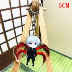 Tokyo Ghoul Fashion Two Sides Pendant Good Quality Acrylic Anime Keychain