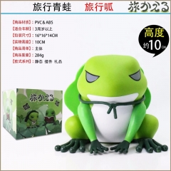 Travel Frog Cosplay Cartoon Model Toys Statue Anime PVC Figure