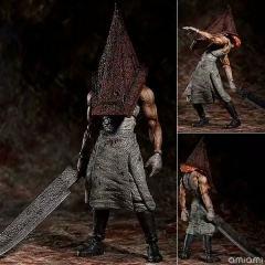 Figma SP055 Silent Hill: Revelation 3D Cosplay Movie Cool Model Toy Anime Figure