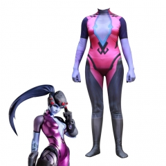 Game Overwatch Character Cosplay Costume Anime Fancy Clothing