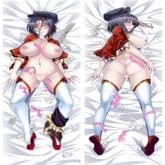 Touhou Project Anime Cartoon Body Bolster Soft Long Cute Print Pillow 50*150cm