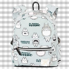 My Neighbor Totoro Anime Backpack Bag Blue Students Good Quality Backpack