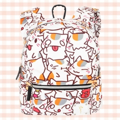 Natsume Yuujinchou Anime Backpack Bag Blue Students Good Quality Backpack