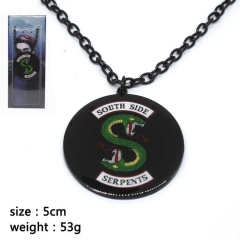 Riverdale Cosplay Cartoon Pendant Anime Alloy Necklace