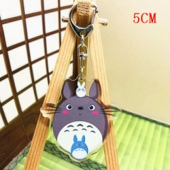 My Neighbor Totoro Fashion Two Sides Pendant Good Quality Acrylic Anime Keychain