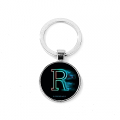 TV Series Riverdale Alloy Keychain Fancy  Cosplay Pendant