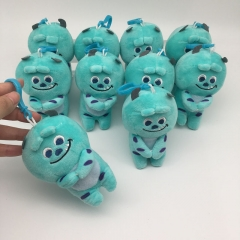 Disney Monsters University Sullivan Cosplay Cartoon For Kids Gift Doll Anime Plush Toy Pendant (10pcs/set)