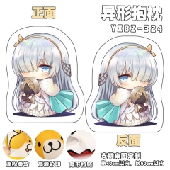 Fate Grand Order Cosplay Cartoon Deformable Anime Plush Pillow 40*50cm