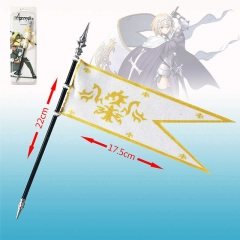 Fate Stay Night Cosplay Cartoon Decoration Anime Flag