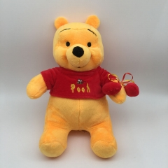 Winnie the Pooh Pooh Bear Cosplay Cartoon Cute For Kids Gift Doll Anime Plush Toy