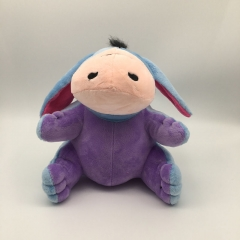 Winnie the Pooh Eeyore Cosplay Cartoon Cute For Kids Gift Doll Anime Plush Toy