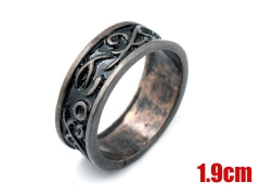 Dark Souls Game Silver Alloy Ring