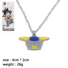 Dragon Ball Z Cosplay Cartoon Pendant Anime Alloy Necklace