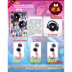 3 Colors Gabriel DropOut Cosplay Cartoon Music Anime Headphone