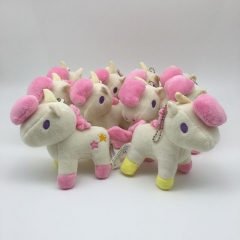 Unicorn Little Twin Star Cosplay Cartoon Cute For Kids Gift Doll Anime Plush Toy (10pcs/set)