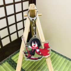 RWRY Cosplay Cartoon Two Sides Pendant Good Quality Acrylic Anime Keychain