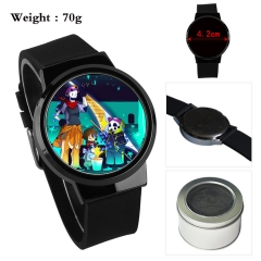 Undertale Cartoon Popular Touch Screen Anime Watch with Box